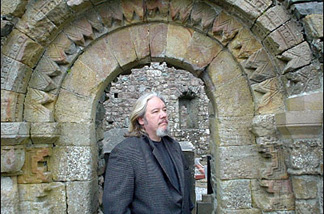 Animation historian Tom Sito.