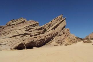 The Vasquez Rocks