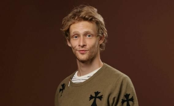 Johnny Lewis at the 36th Toronto International Film Festival in Toronto, Canada.