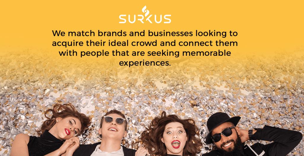 The Surkus website