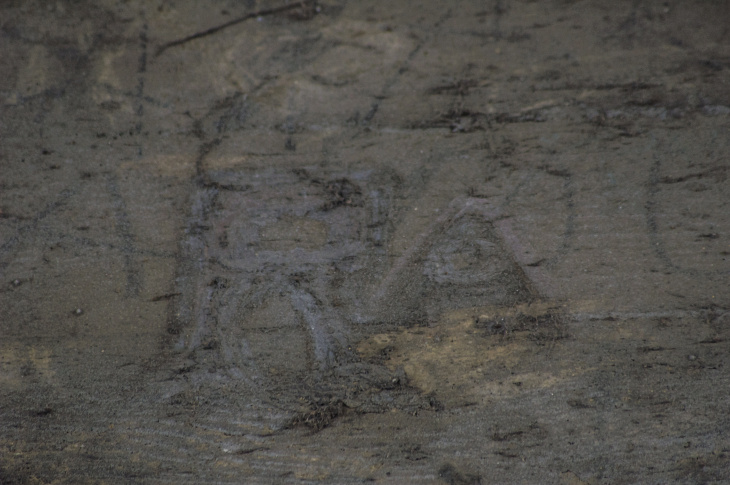 Anthropologist Susan Phillips walks along the Los Angeles River while searching for graffiti by hobos in Los Angeles. Phillips has spent her career examining the graffiti that covers urban walls, bridges and freeway overpasses. But when she came across a heretofore unrecognizable collection made not of spray paint but substances such as grease pencil and apparently left there for a century, she was stunned.