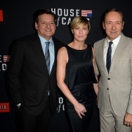 "Special Screening Of Netflix's ""House Of Cards"" Season 2 - Red Carpet"