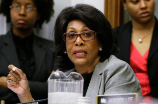 U.S. Rep. Maxine Waters (D-CA) speaks during a hearing before the House Judiciary Committee