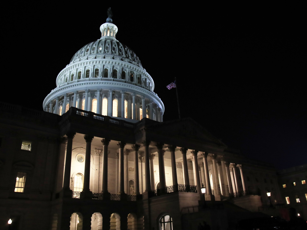 Congressional Democrats have included some of their longtime legislative priorities in the $1.9 trillion COVID relief package. Republicans accuse it of being an expensive liberal wish list; Democrats say they want a New Deal for the present era.