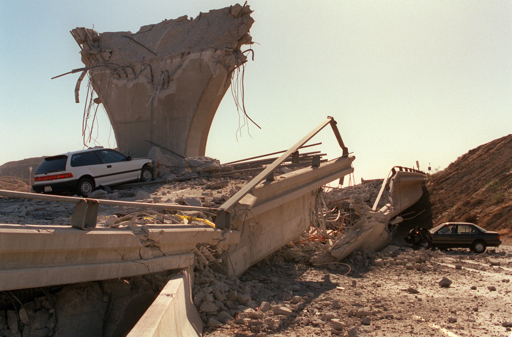 Northridge Earthquake Anniversary Timeline: 1994 quake devastates Los Angeles
