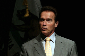 Governor Schwarzenegger has threatened to reduce state workers salaries to minimum wage if they do not come up with a budget