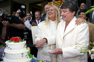 Gay marriage in California will not be allowed during the appeal process at the 9th Circuit Court