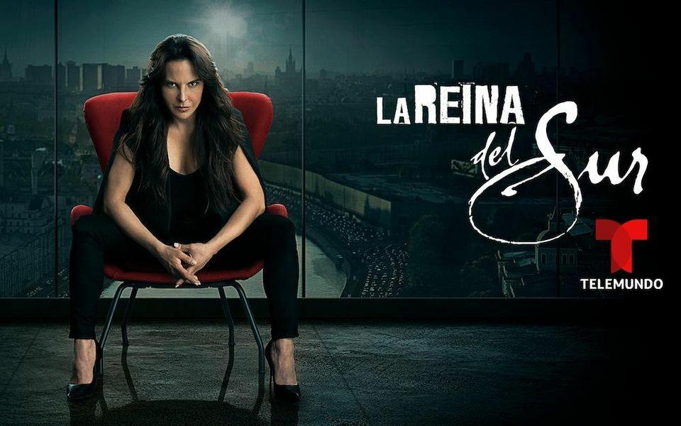 Kate del Castillo returns in Telemundo's 'La Reina del Sur'