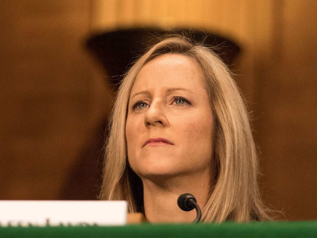 Democratic senators are demanding that the Consumer Financial Protection Bureau, led by Kathleen Kraninger, do its job supervising the student loan system.