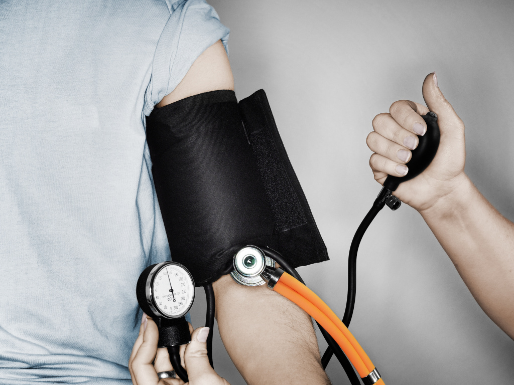 Keeping your blood pressure down can lower your risk for dementia.
