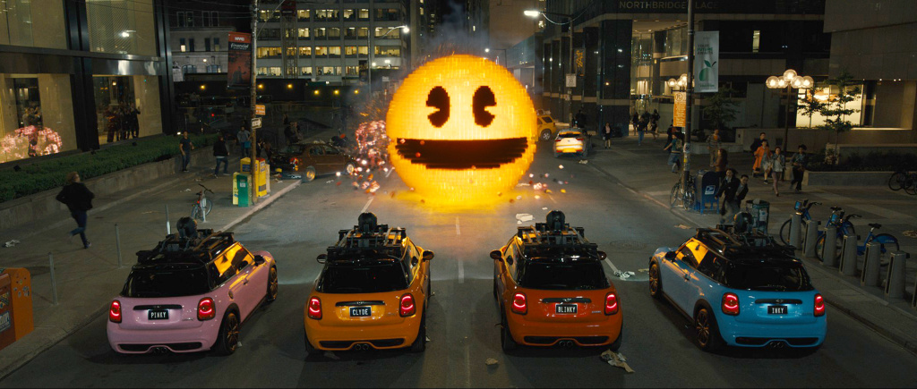 Adam Sandler failed to draw big audiences to Pixels, a tribute to video games past.