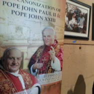Pope John Paul II saint