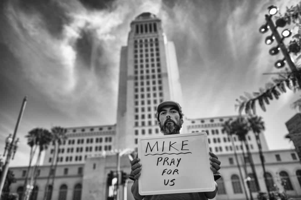 (L.A. City Hall) Mike: