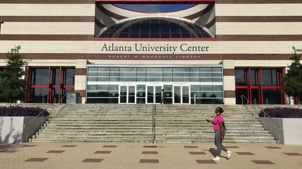 Clark Atlanta University and alumna Pinky Cole are teaming up to offer full scholarships to Rayshard Brooks' four children, who range in age from 1 to 13 years old.