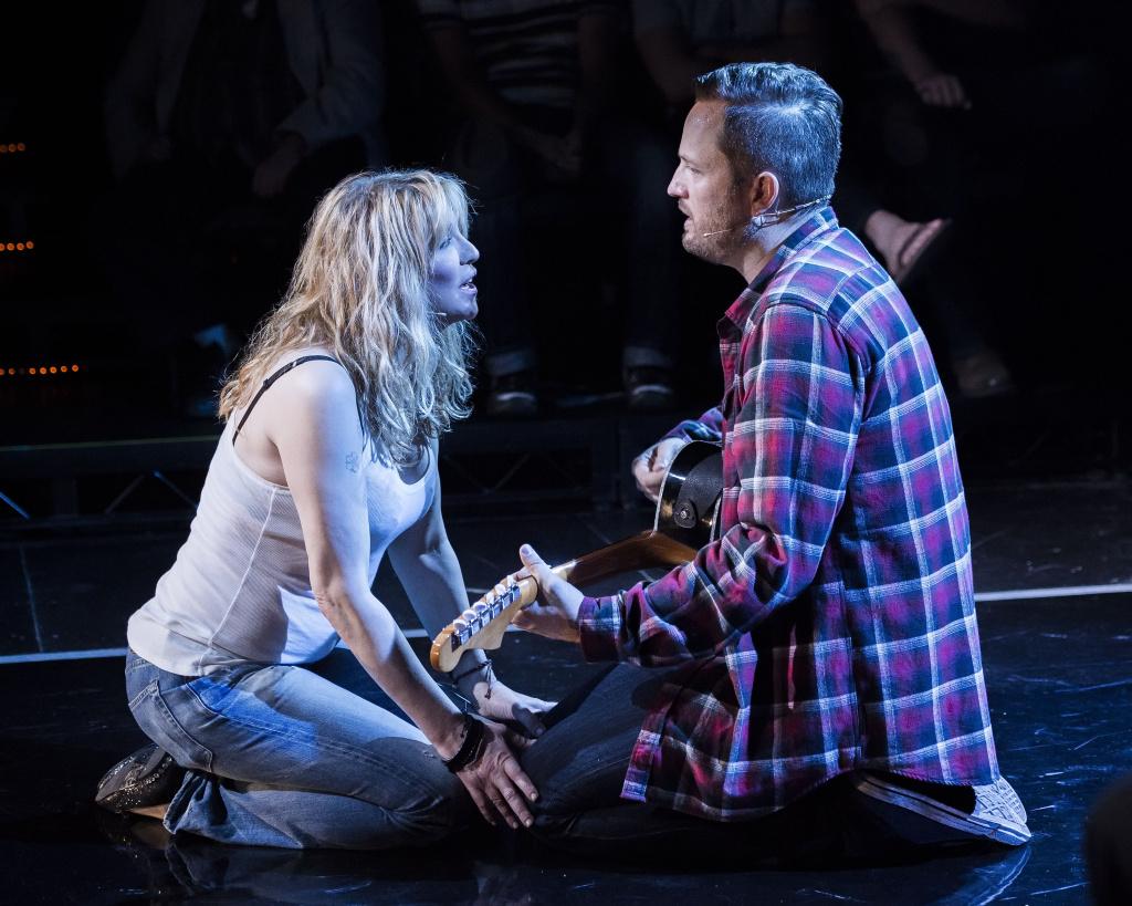 "Courtney Love and Todd Almond in ""Kansas City Choir Boy"