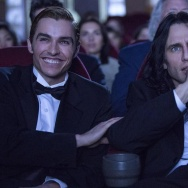"Dave Franco and James Franco in ""The Disaster Artist."""