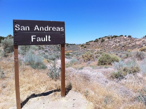 A new study suggests excessive groundwater pumping for irrigation in California's agricultural belt can stress the San Andreas Fault, potentially causing future small earthquakes.