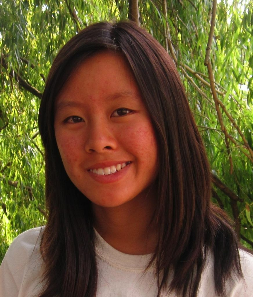 Alicia Weng, of North Hollywood, competed in the girls-only international math competition — China's 11th Annual Math Olympiad