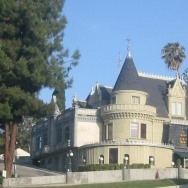 Hollywood's Magic Castle.