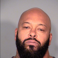"Marion ""Suge"" Knight Booking Photo"