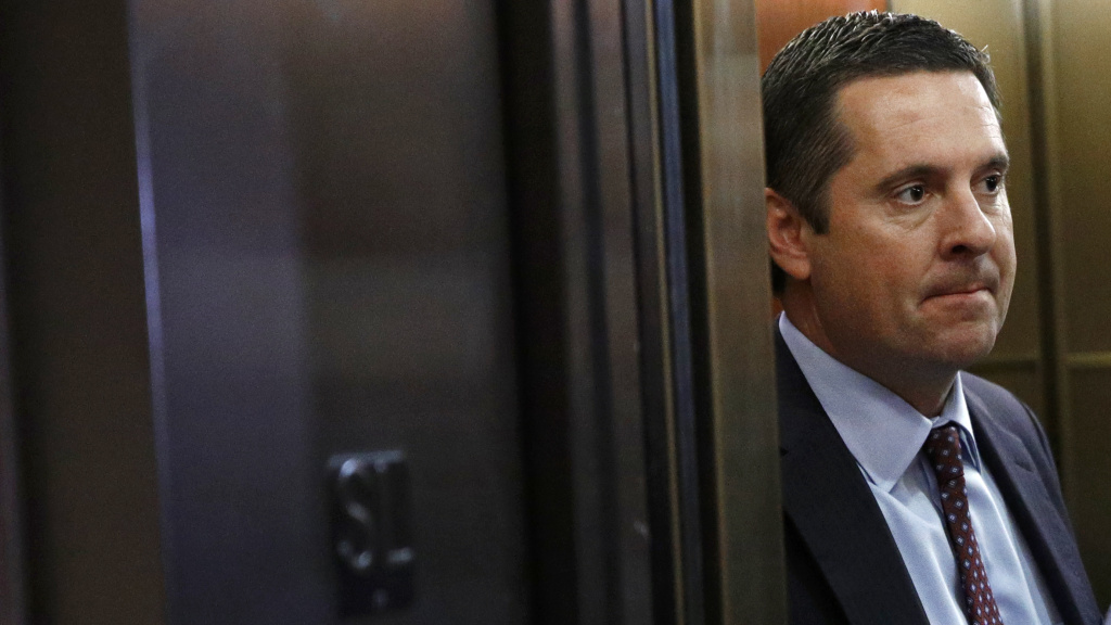 Rep. Devin Nunes, a staunch defender of President Trump, is being awarded the Medal of Freedom, the White House announced on Monday.