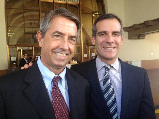 Lee and Garcetti for Covered CA