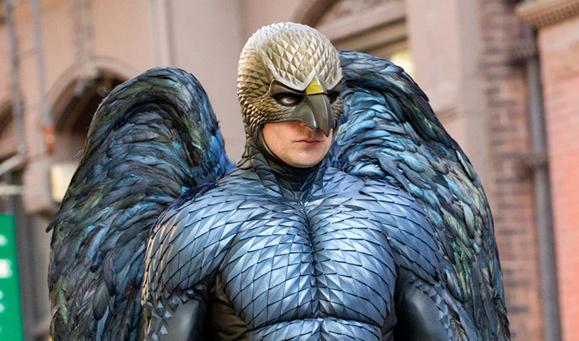 The cast of Alejandro Iñárritu's 'Birdman' are no strangers to the weird world of superheroes.