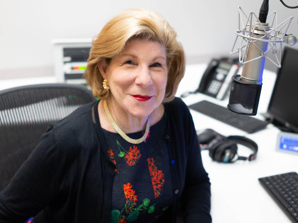 Nina Totenberg became NPR's legal correspondent in 1975.