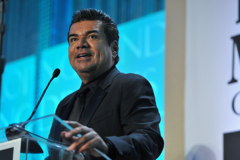 Comedian George Lopez is joining LAUSD in a campaign to raise funds for arts education and promote his new movie,