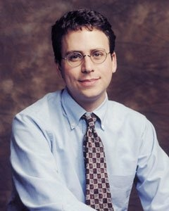 Former journalist Stephen Glass
