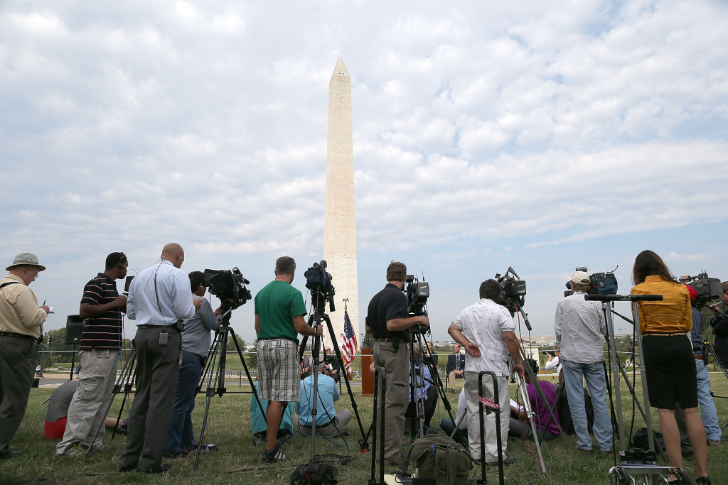Is there a media bias behind this years presidential campaign?