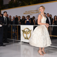 "Premiere Of Lionsgate's ""The Hunger Games: Mockingjay - Part 1"" - Arrivals"