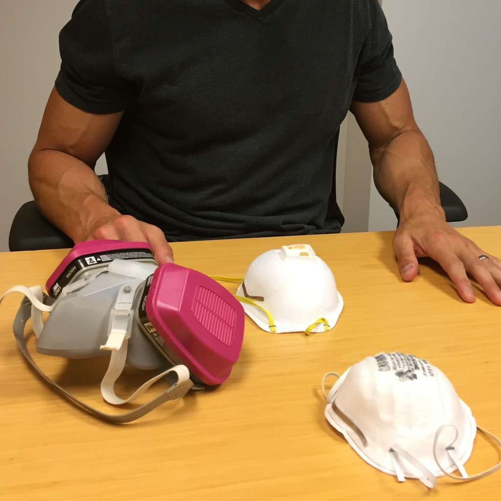 Take Two® | Audio: The Most Effective (and Ineffective) Masks To Combat Air  Pollution | 89.3 KPCC