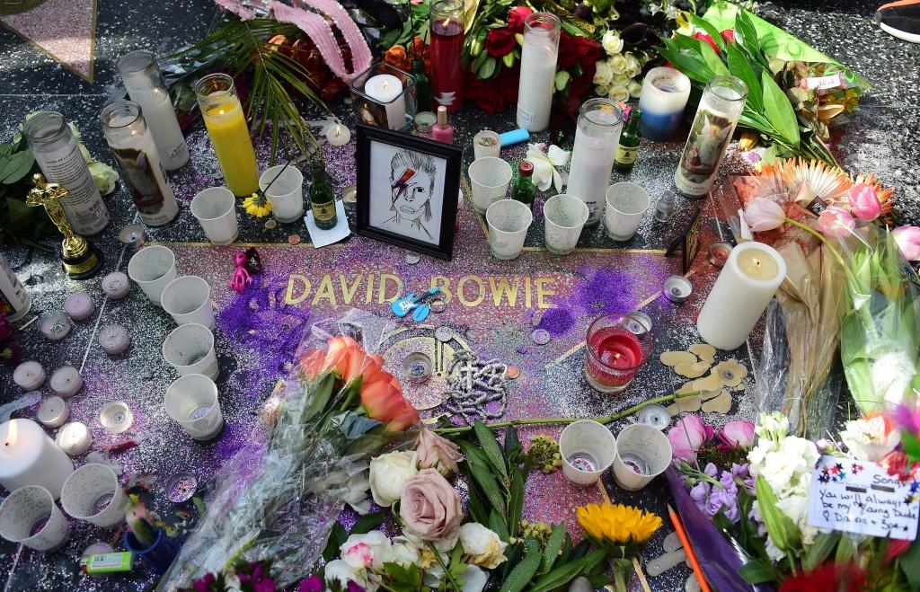 Rock icon David Bowie dies at 69