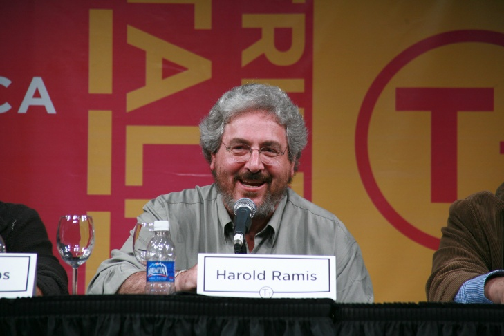 Director Harold Ramis attends the Columbia Pictures world premiere of