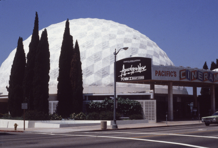Cinerama Dome Theater In Hollywood, California