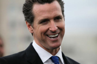 Calif. Lt. Governor Gavin Newsom has publicly asked Richards to step down.