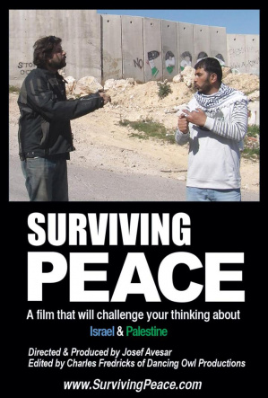 "The Israeli Palestinian Confederation - ""Surviving Peace"" Documentary Screening"