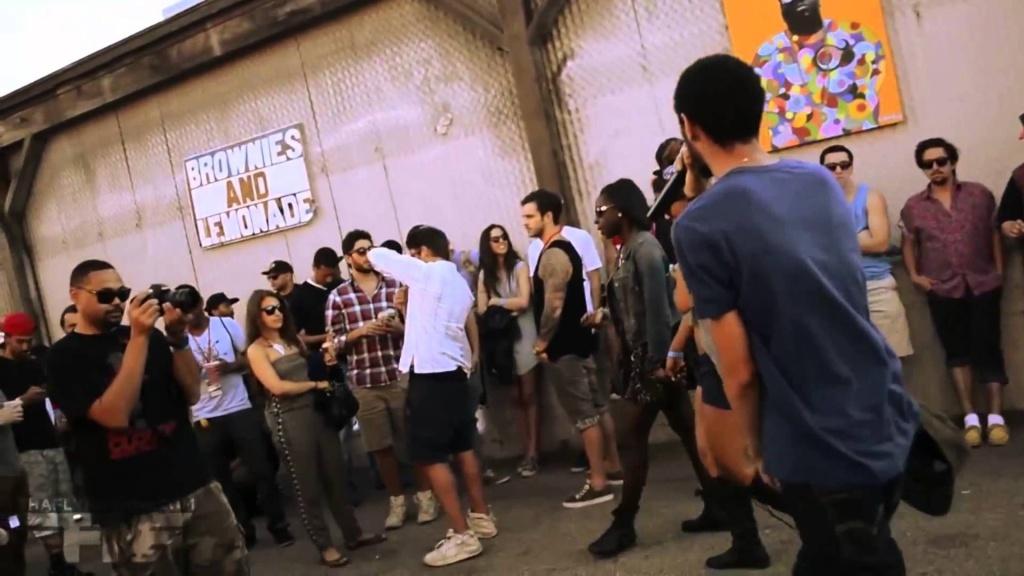 It's finally here- 4 MONSTER stages. All new World Initiative. Vendor marketplace featuring the best of LA shops. #LongLiveTheBrokeKingdom  www.Brokechella.com  Video by Hey Look A Monster www.HeyLookAMonster.com