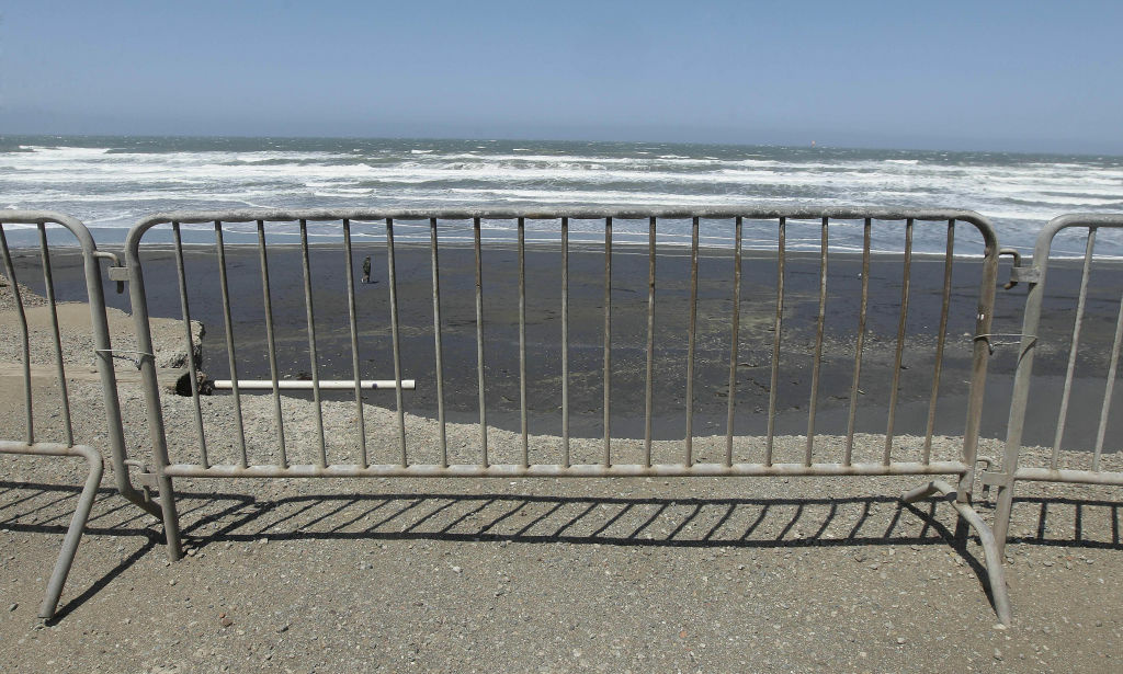 A report from the National Research Council projects six inches of sea level rise along southern California's coast within 20 years.