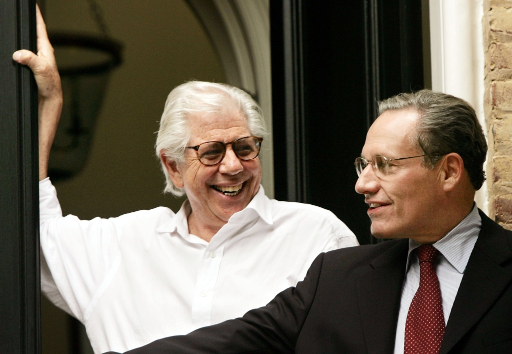 Woodward and Bernstein