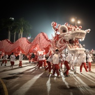 HONG KONG-CHINA-LUNAR-PARADE