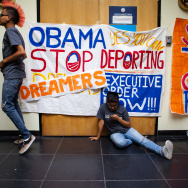 DREAMERS at Obama Campaign HQ