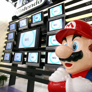 Japanese video game giant Nintendo's gam