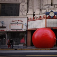 RedBall California by Kurt Perschke
