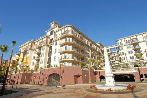 The Orsini apartment complex in downtown LA.