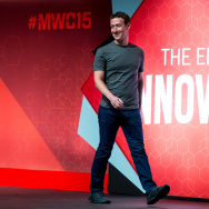 Founder and CEO of Facebook Mark Zuckerberg.