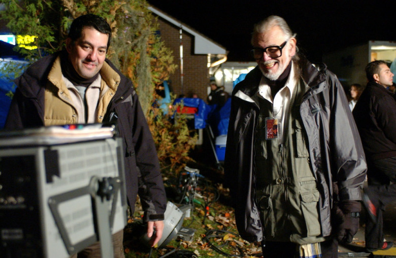Matt Birman and George A. Romero. Birman was the second unit director on three of Romero's last films and the two were working on a fourth film when Romero died of lung cancer.