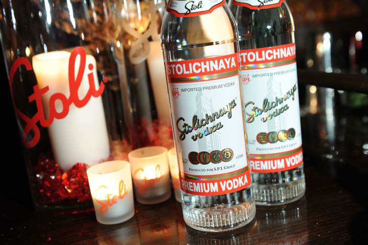 Tribeca Film Festival 2012 After-Party For Trishna, Hosted By Stolichnaya Vodka, At Hotel Chantelle - 4/27/12