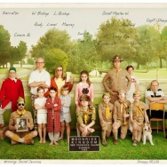 "The cast of ""Moonrise Kingdom"""